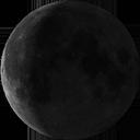 Waning Crescent Moon